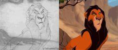 Skar - Lion King - Andreas Deja