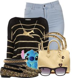 """""""Bxtch Don't Kill My Vibe....."""" by trippy-ill-maine ❤ liked on Polyvore"""