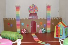 candyland party theme...cute idea!!!