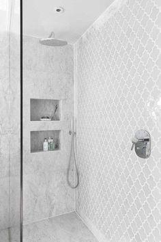 Bathroom Shower Tile Remodel Cubbies New Ideas Bad Inspiration, Bathroom Inspiration, Bathroom Ideas, Bathroom Showers, Bathtub Ideas, Bathroom Vanities, Sinks, Bathroom Cabinets, Bathroom Designs