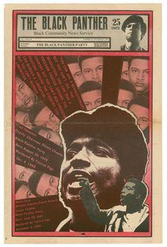 Emory Douglas: Black Panther :: NewMuseum.org