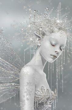 Snow by Maxine Gadd ~•º•~>¡<•º•>!<•º•>¡<~•º•~                                                                                                                                                     More