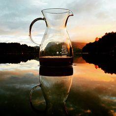 Good morning!✨ Sunrise✨ Rwanda Kamiro in the cup