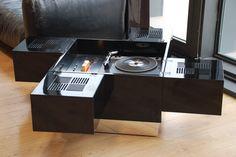 Mobile stereo anni '70 € 280,00 - info@fabbricax.com