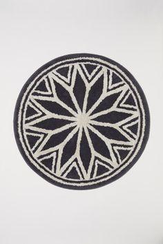 Jacquard-weave bath mat Badrumsgardiner cb6824085375a