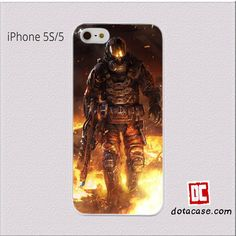 Call Of Duty For Iphone 5 | 5S | SE Case