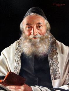 judaica oil portraits - Google Search
