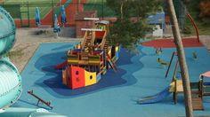 Pogorzelica spa i jej wodny Plac Zabaw