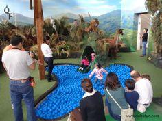 En la Sala Guaguas los niños tienen su lugar. En los distintos ambientes aprenden sobre la naturaleza mientras se divierten.