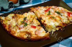 Cookbook Recipes, Sweets Recipes, Cooking Recipes, Weight Watchers Meals, Greek Recipes, Other Recipes, Starters, Quiche, Oven