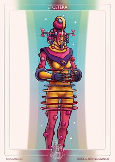Arte do Bruno Atanásio, http://btanasio.com/ e http://facebook.com/atanasiobruno