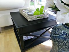 Side Table from Hamptons Style www.hamptonsstyle.com.au