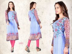 Shop This Kurti http://gunjfashion.com/