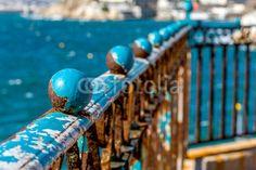 old guardrail