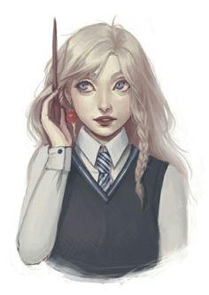 Luna Lovegood: my favorite