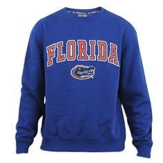 Florida Gators Men's Colosseum Automatic Crewneck Sweatshirt Florida Girl, Florida Gators, Crew Neck Sweatshirt, Graphic Sweatshirt, University Of Florida, Huge Sale, Girls Weekend, Sweatshirts, Heat Press