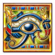 Eye of Horus from Eye of Horus Slots Game, by Adam Meah