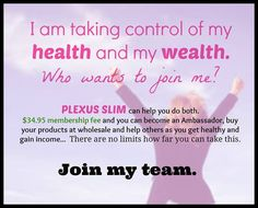 All natural health supplements! Plexus Pink | The PINK DRINK LADY Facebook: www.facebook.com/BETHS.PLEXUS.PINK Plexus Website - please visit me! www.plexusslim.com/bethburks