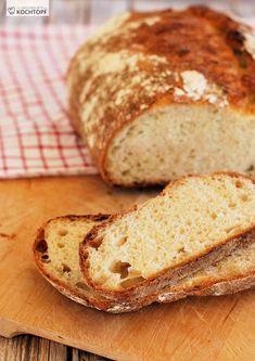 Das Pane Italiano-Rezept beim Brotdoc hat mich schon länger angelacht. Nur habe…