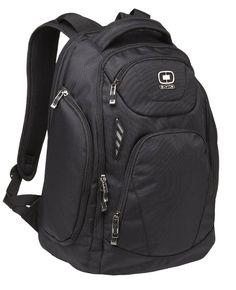 """OGIO Mercur Pack Black 17"""" Laptop / MacBook Pro Backpack for School or Work -New #OGIO #Backpack"""