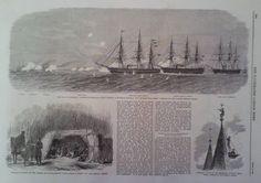 1864 PRINT ILLUSTRATIONS OF THE WAR IN DENMARK
