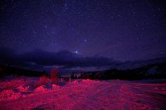 Summit Lake Colors - Photos of Alaska