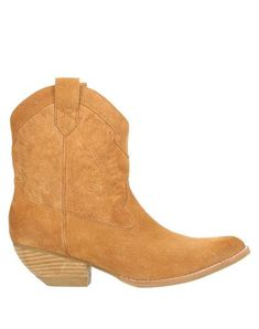 Suede effect No appliqués Solid color Narrow toeline Cuban heel Leather lining Rubber sole Contains non-textile parts of animal origin Jeffrey Campbell, Shoe Boots, Ankle Boots, Textiles, Suede, Soft Leather, Cowboy Boots, Footwear, Beige