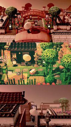 Animal Crossing Wild World, Animal Crossing 3ds, Animal Crossing Pocket Camp, Aesthetic Japan, Japanese Aesthetic, Japon Tokyo, Japanese Animals, Ac New Leaf, Island Theme