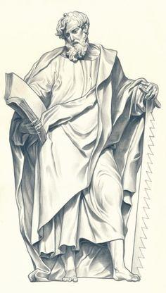 Bible Illustrations, People Illustration, Catholic Art, Religious Art, Art Sketches, Art Drawings, Marilyn Monroe Painting, Religion, Religious Tattoos