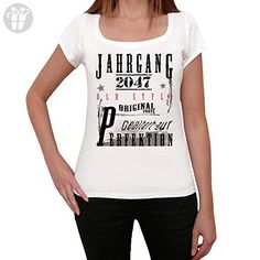2047, vintage tshirts for women, birthday gifts for women, gift tshirt - Birthday shirts (*Amazon Partner-Link)