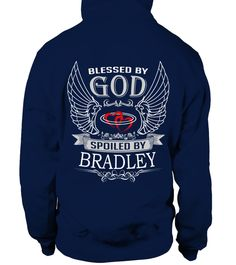 # BRADLEY BLESSED BY GOD BACK .  BRADLEY BLESSED BY GOD BACK  A GIFT FOR A SPECIAL PERSON   It's a unique tshirt, with a special name!   HOW TO ORDER:  1. Select the style and color you want:  2. Click Reserve it now  3. Select size and quantity  4. Enter shipping and billing information  5. Done! Simple as that!  TIPS: Buy 2 or more to save shipping cost!   This is printable if you purchase only one piece. so dont worry, you will get yours.   Guaranteed safe and secure checkout via:  Paypal…