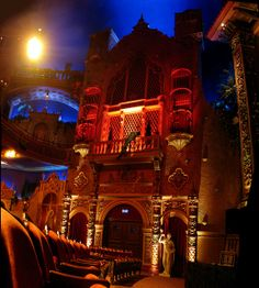 Olympia Theater at the Gusman Center for the Performing Arts  - Organ Grill (Miami, Florida)