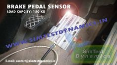 brake pedal sensor force measurement sensor load capacity 150 kg