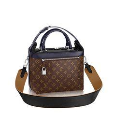 Nuova borsa bauletto Louis Vuitton collezione autunno inverno 2016 2017