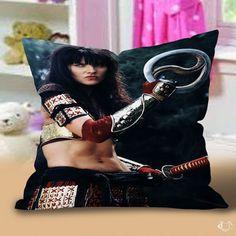 Best Xena warrior princess Hot New Pillow Cases