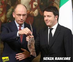 ITALIAN COMICS - Matteo Renzi Story…
