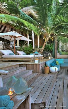 North Island Resort…a stunning locale for celebrating two-some-things! North Island Resort…a stunning locale for celebrating two-some-things! Outdoor Spaces, Outdoor Living, Outdoor Decor, Living Haus, Island Resort, Tropical Paradise, Beach Themes, Hotels And Resorts, Backyard Landscaping
