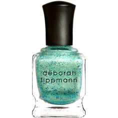 Deborah Lippmann Nail Lacquer - Mermaids Dream ($24) ❤ liked on Polyvore featuring beauty products, nail care, nail polish, deborah lippmann, deborah lippmann nail lacquer, deborah lippmann nail color and deborah lippmann nail polish