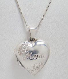 Jewel Tie 925 Sterling Silver Cross Heart Pendant Charm 15mm x 24mm