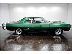 1968 Dodge Superbee 383 V8 727 3 Speed Automatic. Another really fun car to drive.