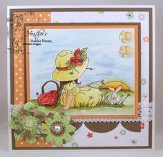 Water Coloring Card Kit -Sunset Rose $30