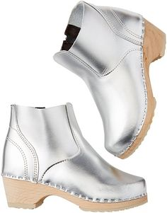 Swedish Boot Clogs by Hanna | Girls Shoes