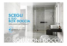 SOLUZIONI BOX DOCCIA / PIATTI DOCCIA / IDROMASSAGGIO www.acquistaboxdoccia.it