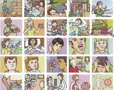 Medical emergencies and illnesses vocabulary