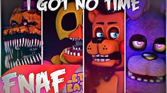 "The truth behind The Living Tombstone's ""I Got no time"" FNAF 4 (Lyrical Analysis) - YouTube"