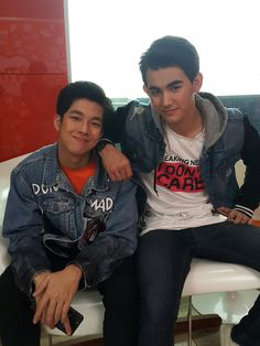 Yuri, Thai Drama, Asian Boys, I Love Him, My Boys, Fangirl, Thailand, Brother, Best Friends