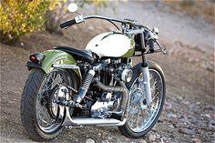 Super Sano Beach Cruiser.  Classic Harley Ironhead, 1000cc.