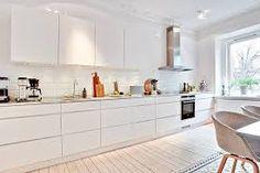 Ikea voxtorp keuken met marmer