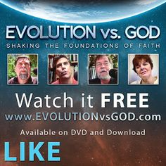 """My latest article with latest update on """"Evolution vs. God"""" movie along with some interesting comments from atheists and cool comic from Answers in Genesis."""