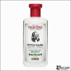 Thayers Alcohol-Free Original Witch Hazel Toner | Maggard Razors - Straight Razor Restoration, Custom Scales and Wet Shaving Products